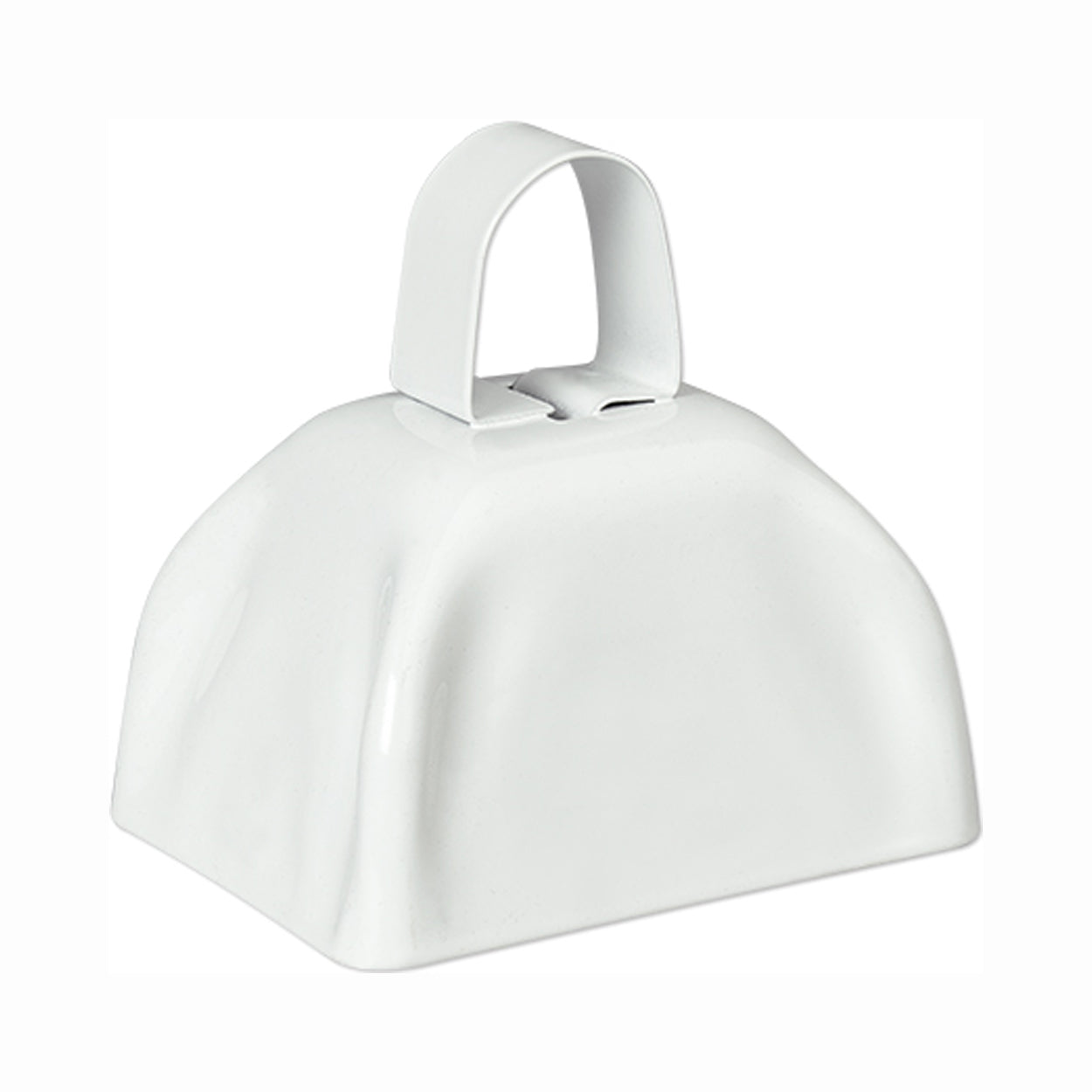 "3"" White Mini Cowbells (12 or 144)"