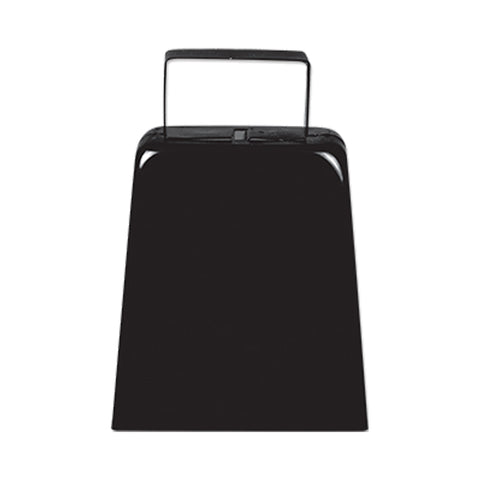 "Black 4"" High  Cowbell (1, 6 or 96)"