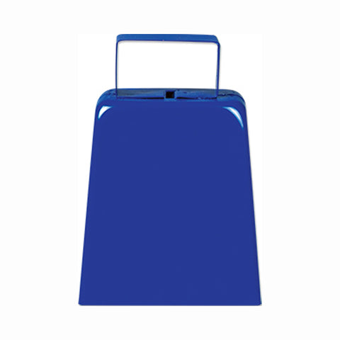 "Blue 4"" High Cowbell (1, 6 or 96)"