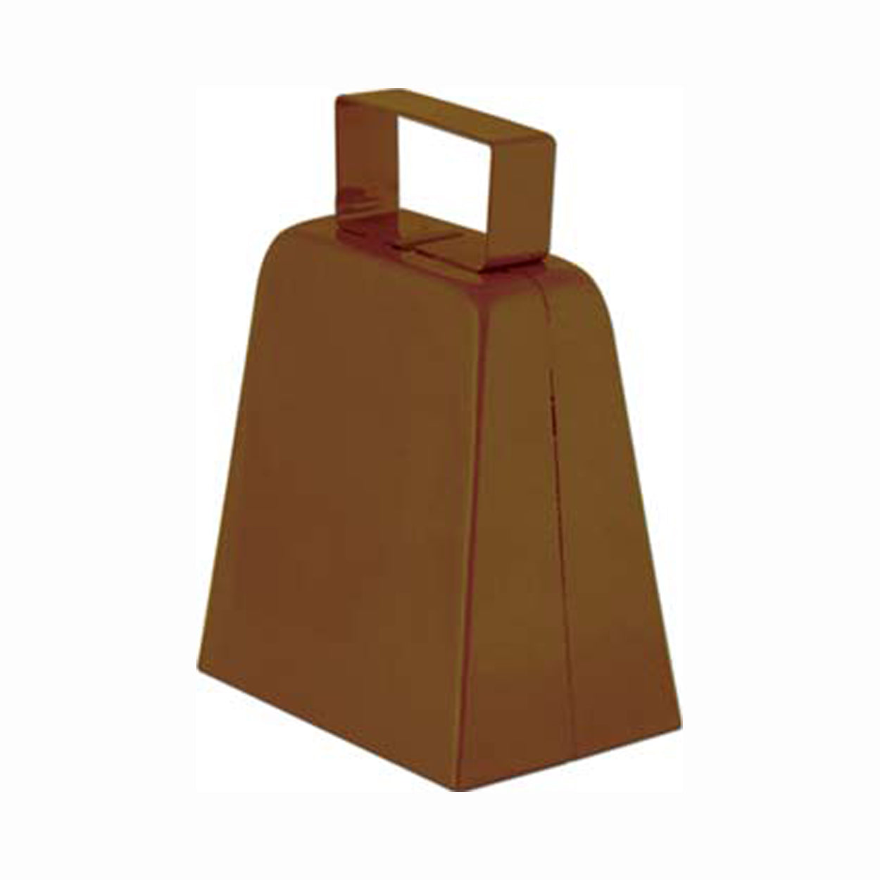 "Brown 4"" High  Cowbell (1, 6 or 96)"