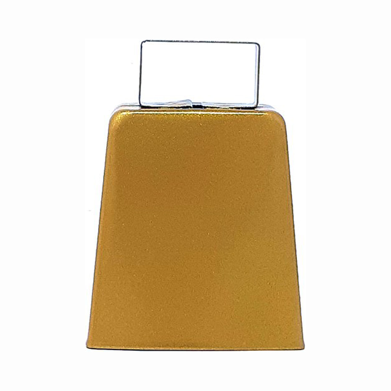 "Gold 4"" High Cowbell (1, 6 or 96)"