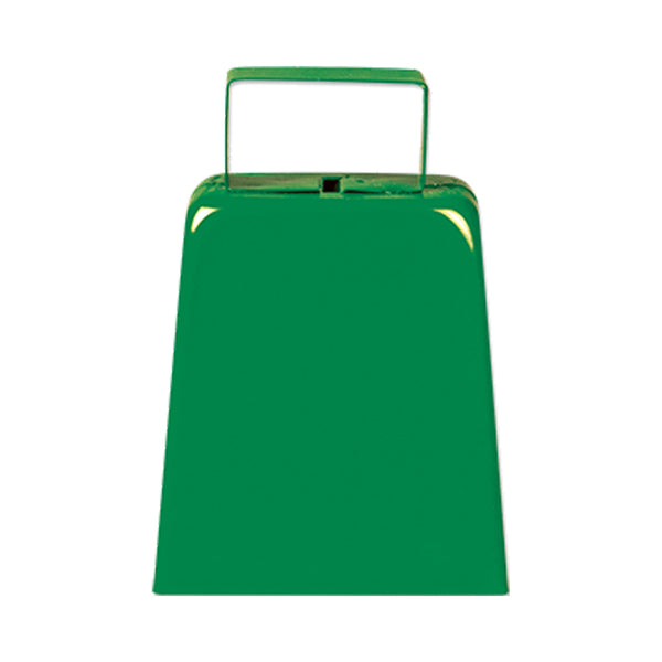 "Green 4"" High Cowbell (1, 6 or 96)"
