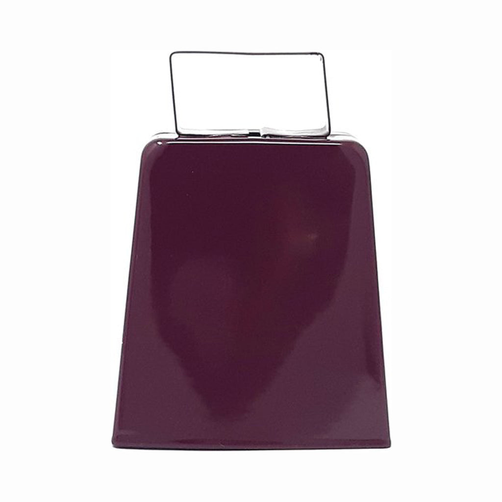 "Maroon 4"" High  Cowbell (1, 12 or 72)"