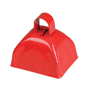 Red cowbell