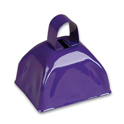 "3"" Purple Mini Cowbells (12 or 144)"