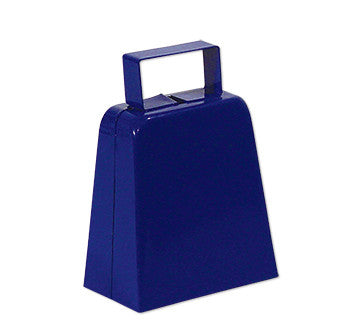 "Blue 4"" Cowbell"
