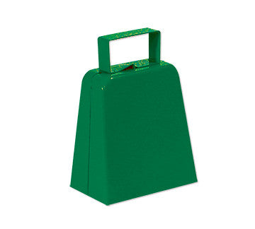 "Green 4"" Cowbell"