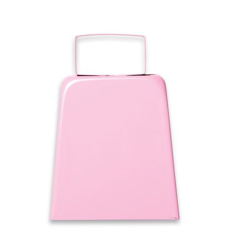 "Pink 4"" High Cowbell (1, 12 or 120)"