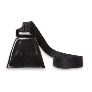 Black Cowbell on Lanyard (1 or 100)