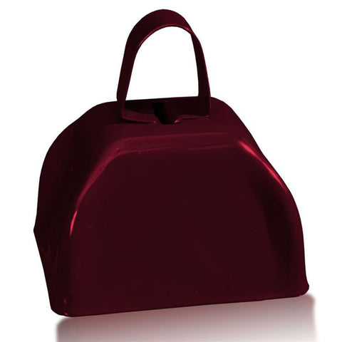 "3"" Maroon Mini Cowbells (12 or 150)"
