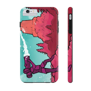 """Raid Scene"" Tough Phone Case"