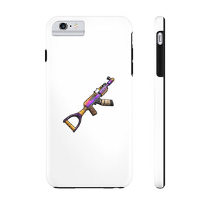 """Tempered AK47"" Tough Phone Case"