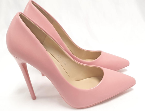 Mulanka High Heels in Pink