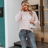 O-Neck Loose Casual Sweater