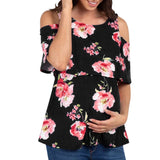 Summer New Fashion Maternity Blouse