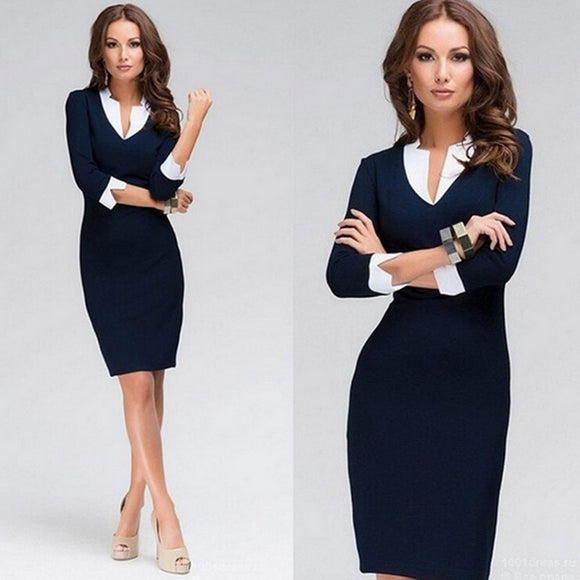 Formal Wear Pencil Dress
