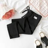 Maternity Adjustable Waist Leggings