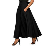 Spring summer women long skirt vintage cotton A line high waist maxi skirt women fashion korean belt Female Falda Clothes DR1470