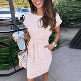 Summer Striped dress
