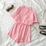 Casual  Two Piece Matching Sets