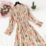Latest Floral Basic Dress