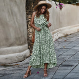 Elegant and Sexy Boho Dress