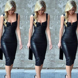 Knee Length Pencil Dress