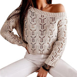 Autumn  Casual Loose Pullovers