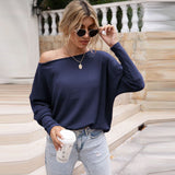 Casual Loose Pullover