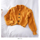 Lose Knitting Cardigan