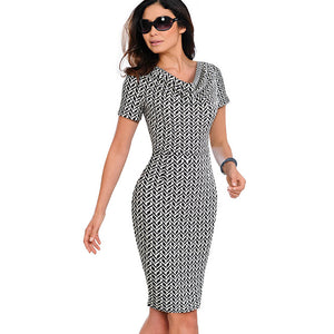Vintage Wear to Work Elegant dress
