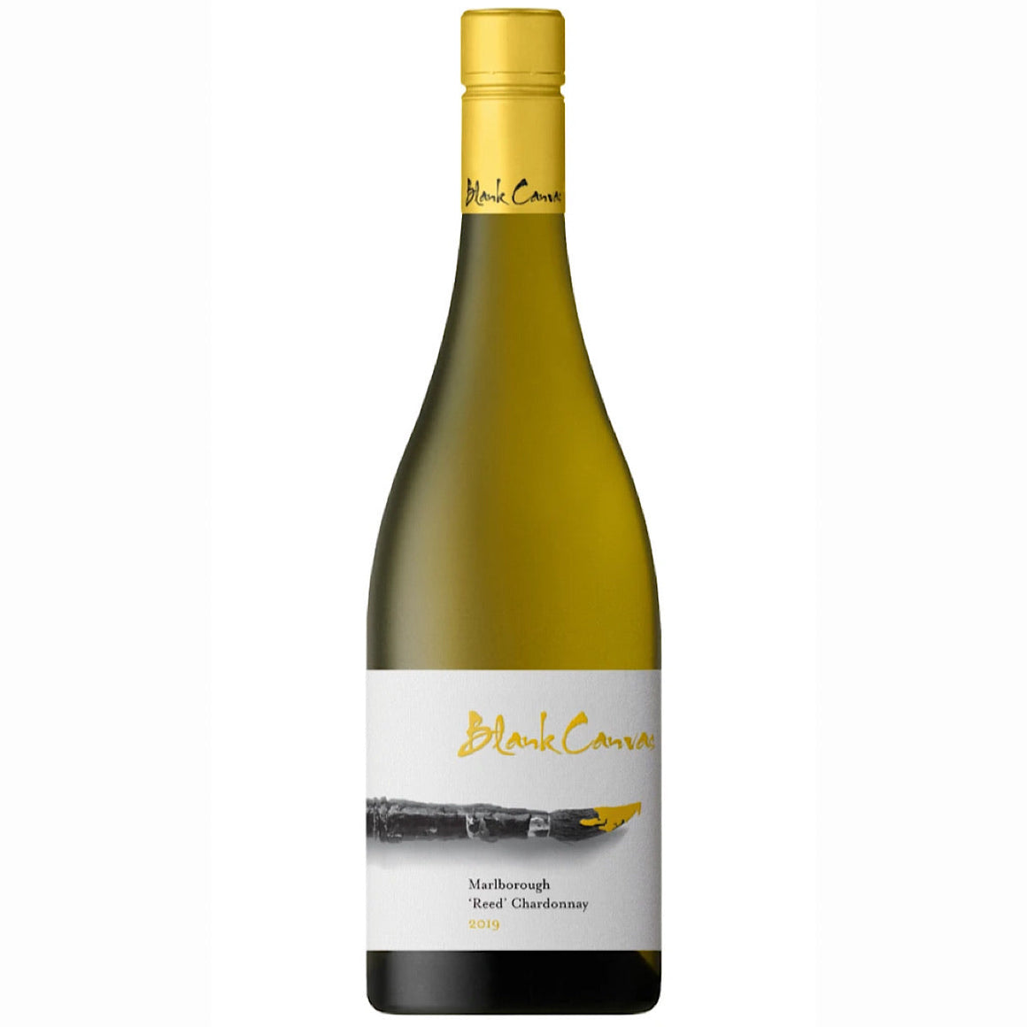 Blank Canvas Reed Marlborough Chardonnay 75cl
