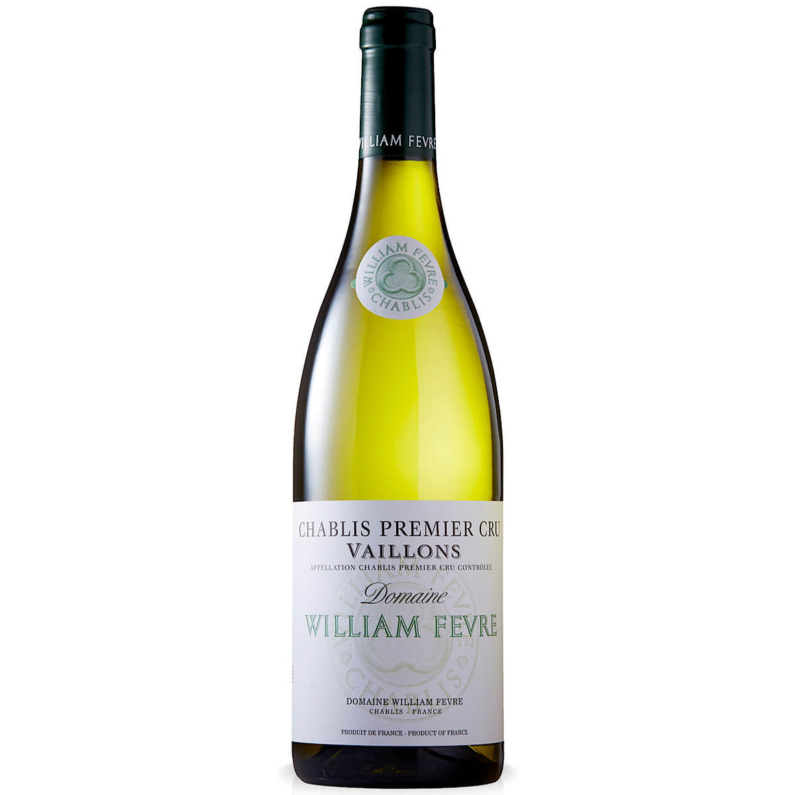 "William Fèvre 1er cru ""Vaillons"" 75cl"