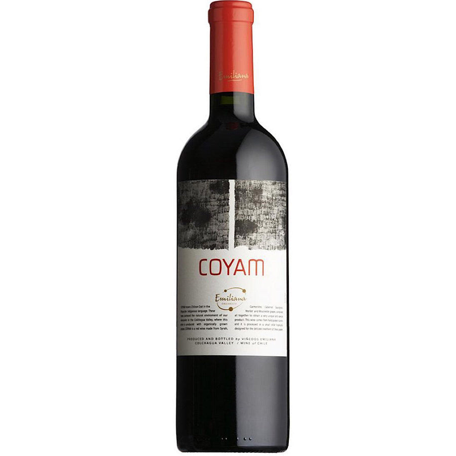 Emiliana Coyam Organic Red 75cl