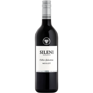 Sileni Cellar Selection Merlot, Hawke's Bay 75cl