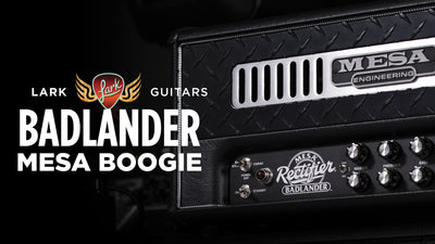 First Look at the New Badlander! by Mesa Boogie