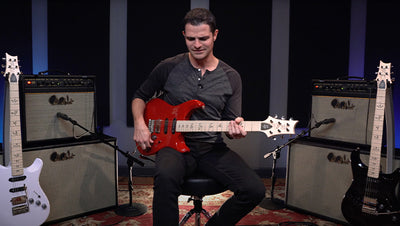 Mark Lettieri joins the PRS Artist Family!