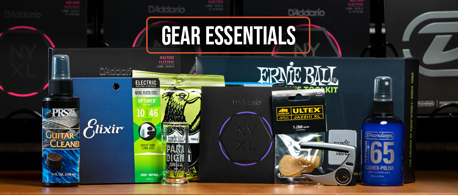 Gear Essentials Available at Lark Guitars