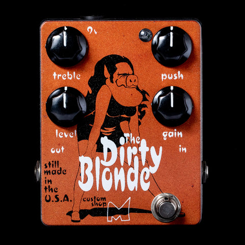 Menatone The Dirty Blonde Mk3 Overdrive/Distortion