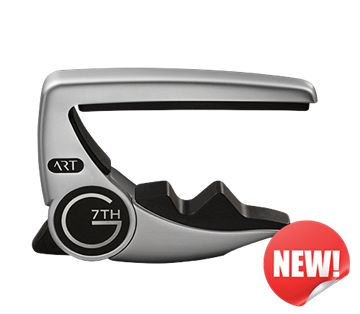 G7th Performance 3 Capo - Satin Silver