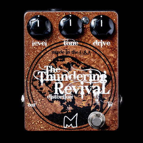 Menatone The Thundering Revival Distortion