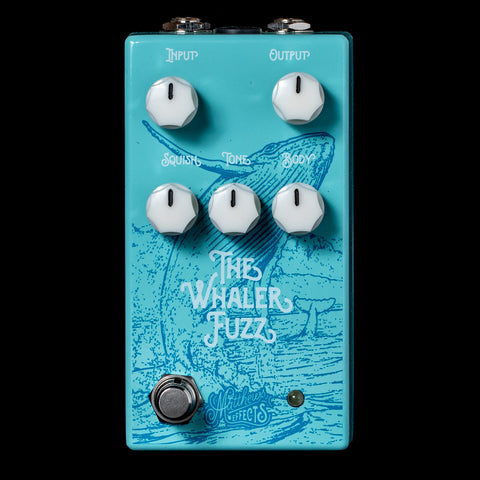 Matthews Effects The Whaler - Fuzz
