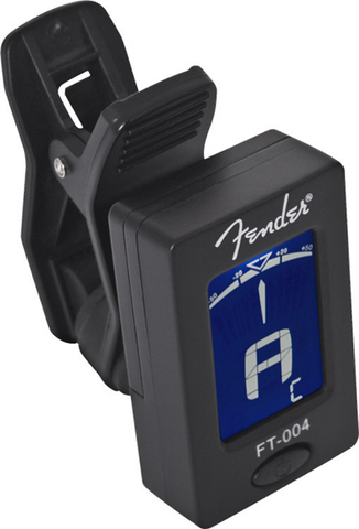 Fender FT-004 Clip-On Chromatic Tuner - Available at Lark Guitars