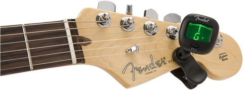Fender FT-1 Pro Clip-On Tuner - Available at Lark Guitars