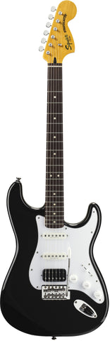 Fender Squier Vintage Modified Stratocaster HSS RW - Black (240) - Available at Lark Guitars