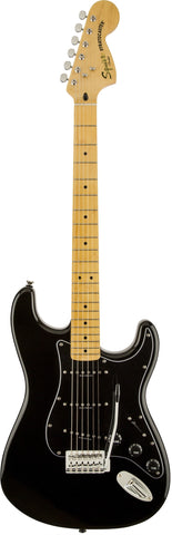 Fender Squier Vintage Modified '70s Stratocaster - Black (847), Fender Squire - Lark Guitars