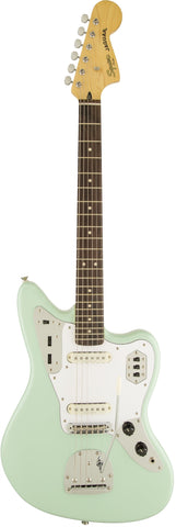 Fender Squier Vintage Modified Jaguar - Surf Green (897), Fender Squire - Lark Guitars