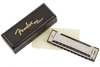 Fender Blues Deluxe Harmonica G - Available at Lark Guitars