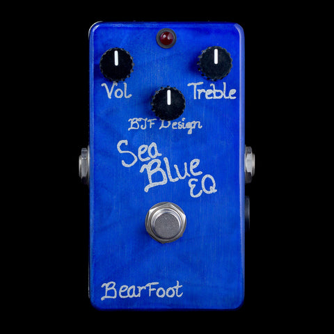 BearFoot FX Sea Blue EQ