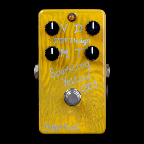 BearFoot FX Sparkling Yellow OD1 -